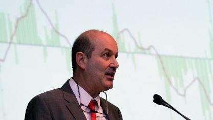 Presidente del Banco Central, Federico Sturzenegger.