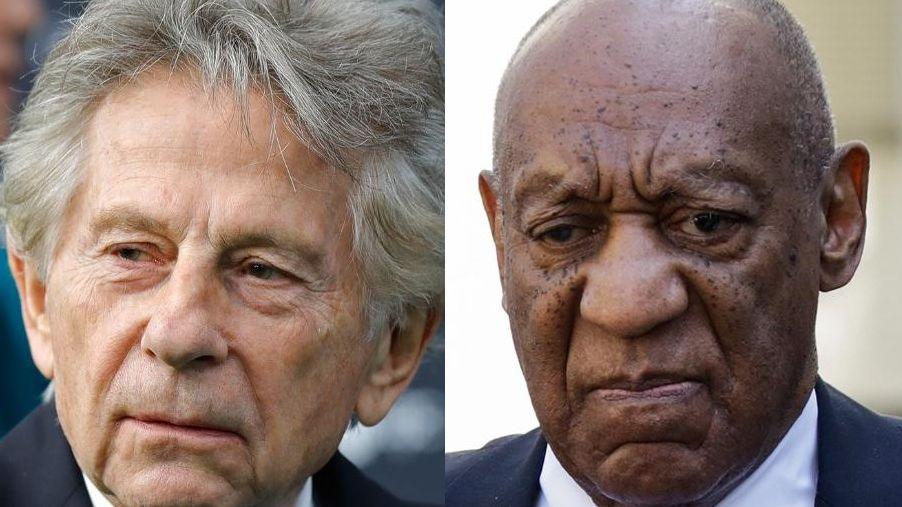 Roman Polanski y Bill Cosby, expulsados de la Academia de Hollywood
