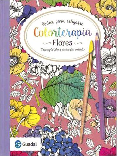 Colorterapia: pintar para relajarse