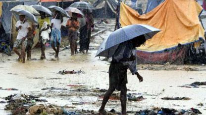 Las lluvias afectan más a países empobrecidos.