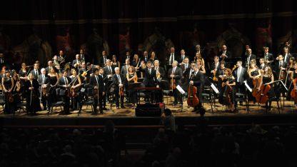 Orquesta Filarmónica de Mendoza en el Teatro Colón