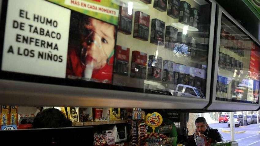 El lunes vuelven a subir los precios de los cigarrillos