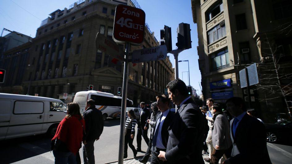 Imacec: Actividad económica aumenta 4,6% durante marzo