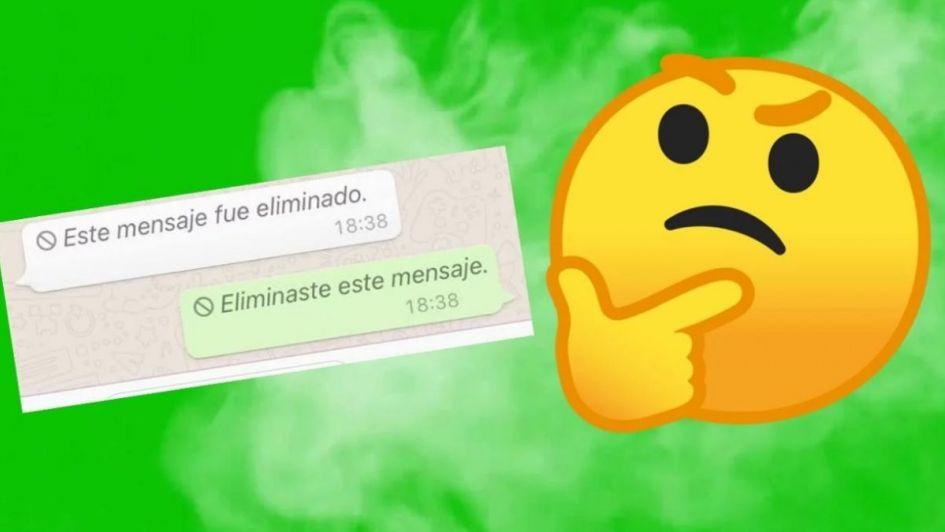 Cómo hacer para ver los mensajes eliminados de WhatsApp