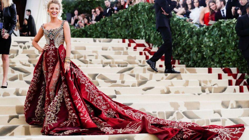 01e785fe6 Mirá todos los looks de la alfombra roja de la Met Gala 2018
