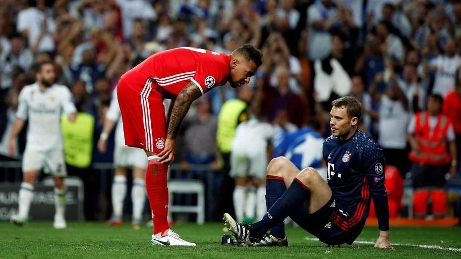 Manuel Neuer pelea contra el tiempo para llegar a Rusia 2018
