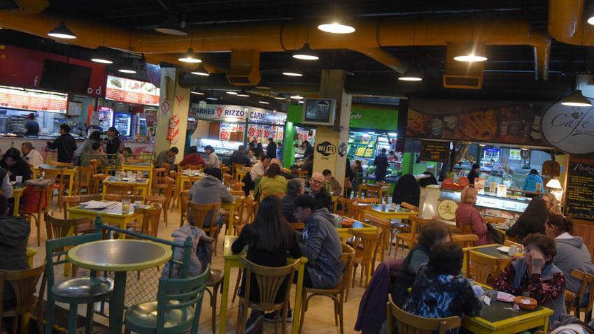 Quieren modernizar el Mercado Central pero conservar su apariencia característica