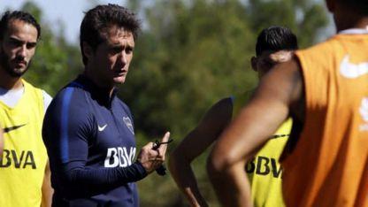 El DT no se guarda nada para definir hoy el torneo. Después debe pensar en la Copa, donde Boca está comprometido.