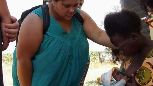 Murió una argentina que realizaba tareas humanitarias
