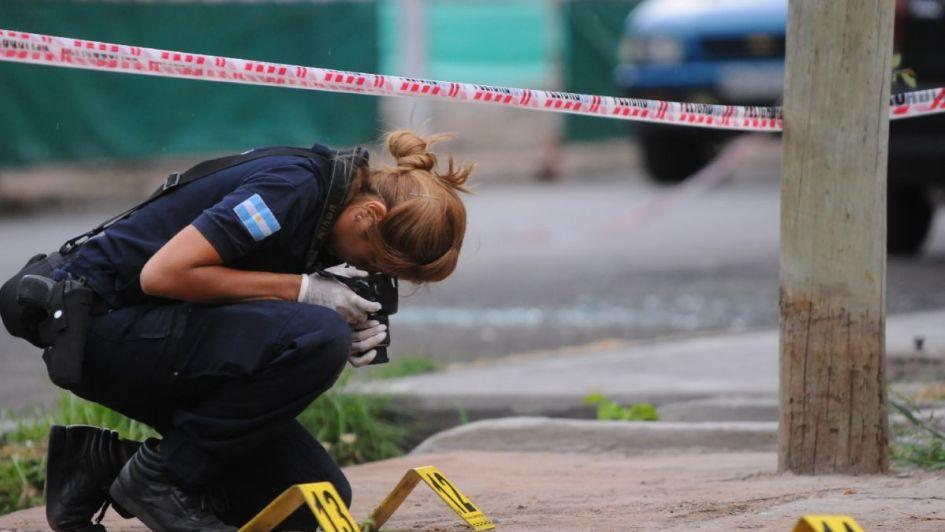 Abaten a ladrón que había salido de la cárcel, matado a dueño de camioneta y baleado un policía