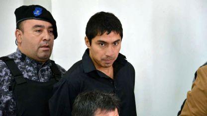 Luciano Cabral lleva casi un año y medio detenido en el penal de San Rafael.