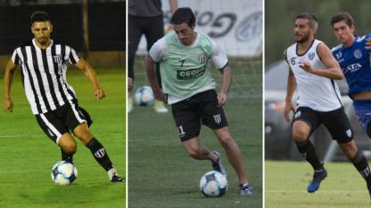 Fernández, Espinosa y Marín no estarán en la vuelta ante Sportivo Belgrano.