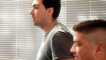 Andrés Di Cesare está en prisión desde fines de 2016. Es el único acusado en el crimen.