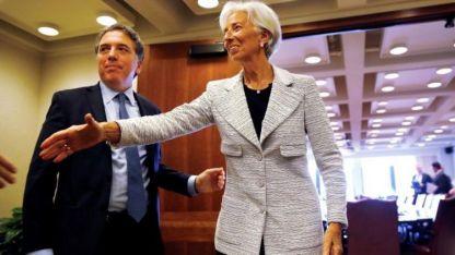 La mujer fuerte del FMI dispensó a Dujovne la mejor promesa: avanzar lo más rápido posible en un acuerdo.