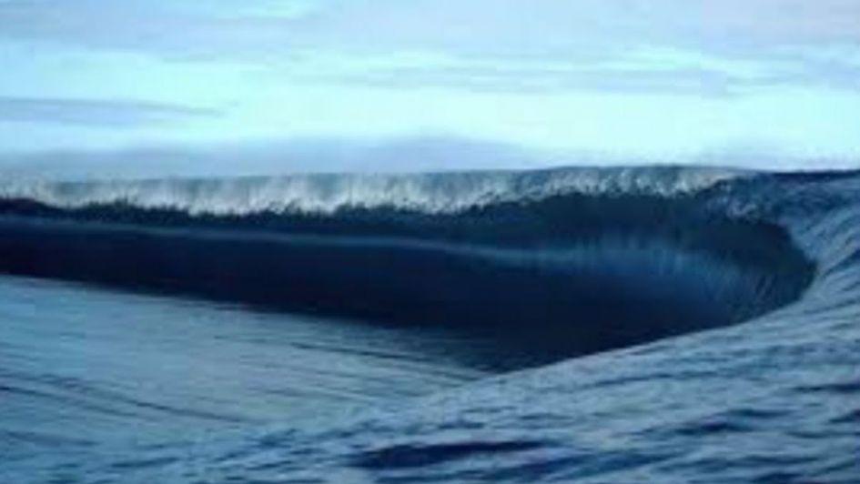 ¡Impresionante! Registran monstruosa ola, la más alta del mundo