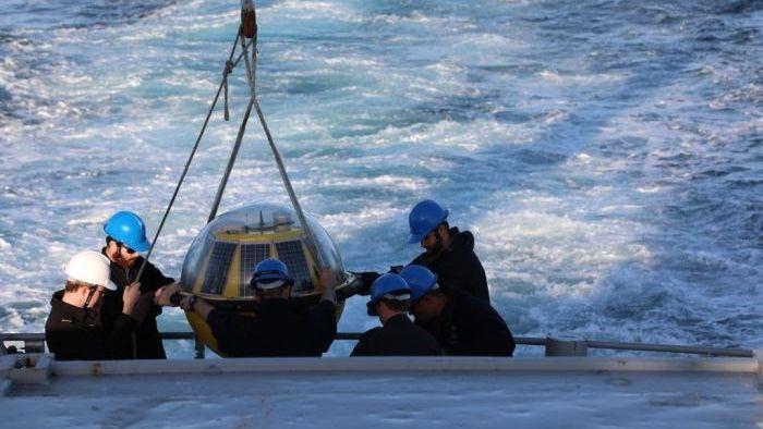 Detectan en el hemisferio sur la ola más grande jamás registrada