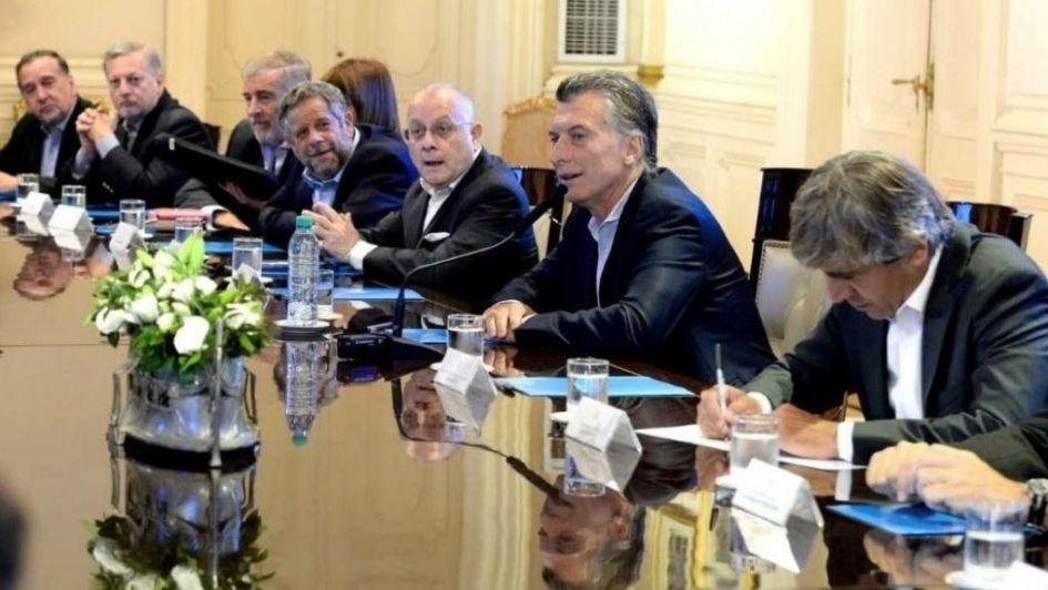 Macri se comunicará con Trump por la negociación con el FMI