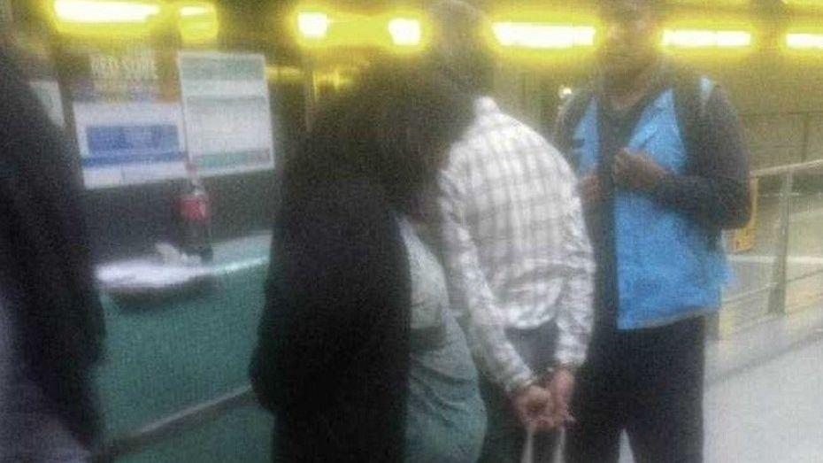 Quisieron secuestrar a una niña en el subte porteño