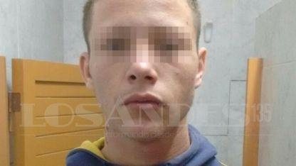 El joven acusado de haber acuchillado a su ex.