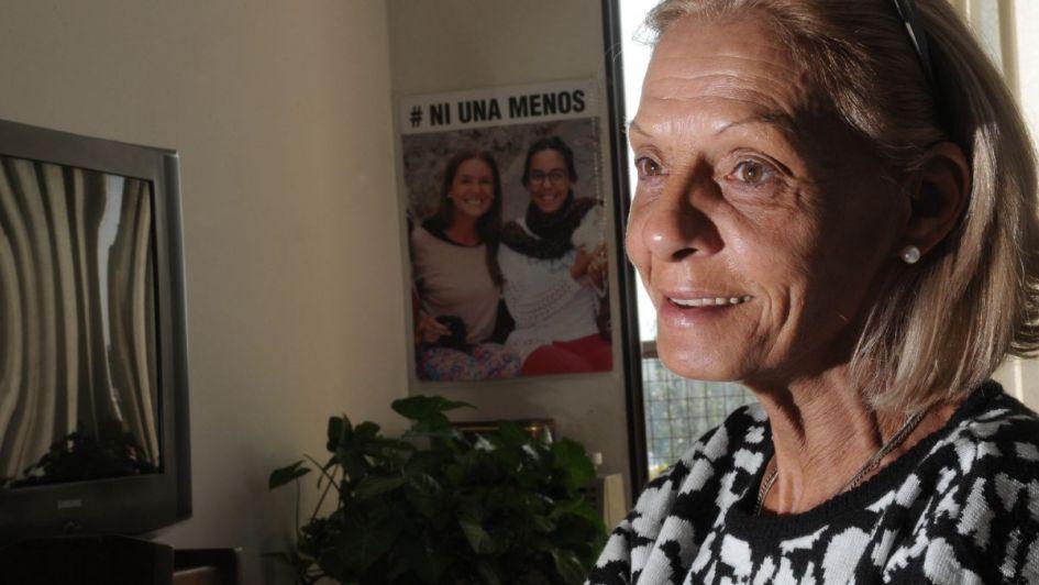 Falleció la madre de María José Coni