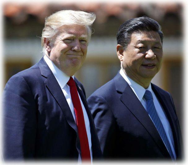 Trump y XI buscan solución a sanción del gigante chino ZTE