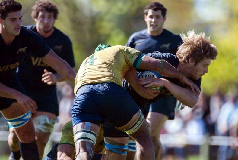 Argentina XV, con tres marplatenses, recibe a Brasil