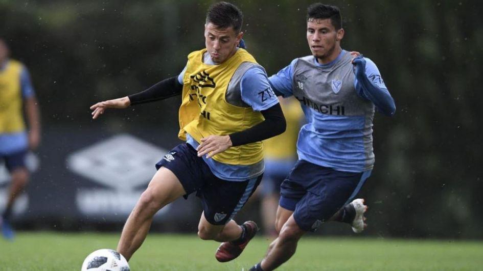 Argentinos le empató a Vélez y acaricia la copa