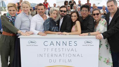 Fadel en Cannes