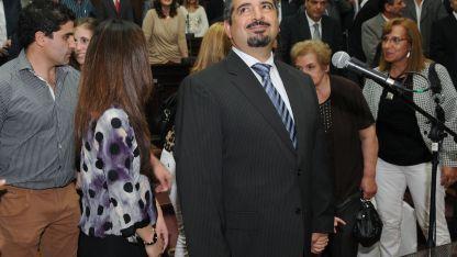 Omar Sorroche, jefe de Gabinete de la Secretaría de Ambiente de Mendoza.