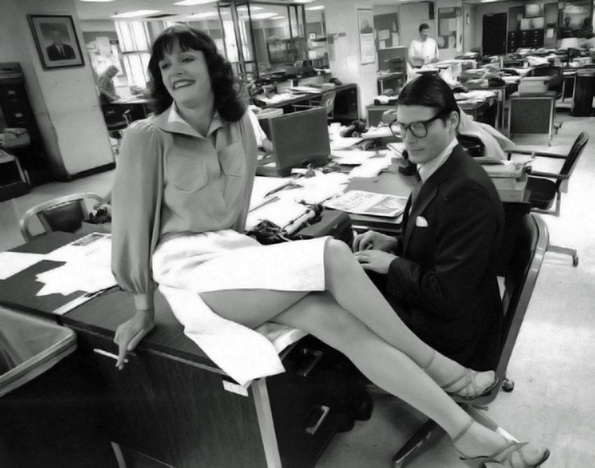 Margot Kidder, la Lois Lane de