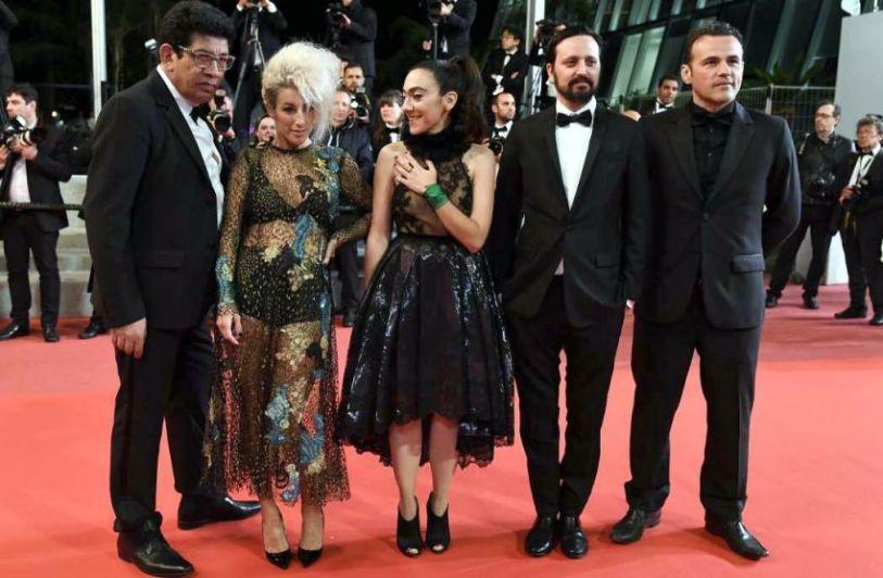 Tania Casciani: bajo las luces de Cannes