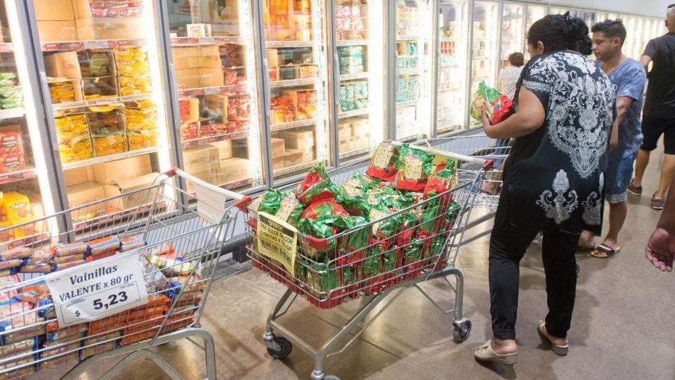 La inflación alcanzó el 2,7% en abril en el país, según el Indec