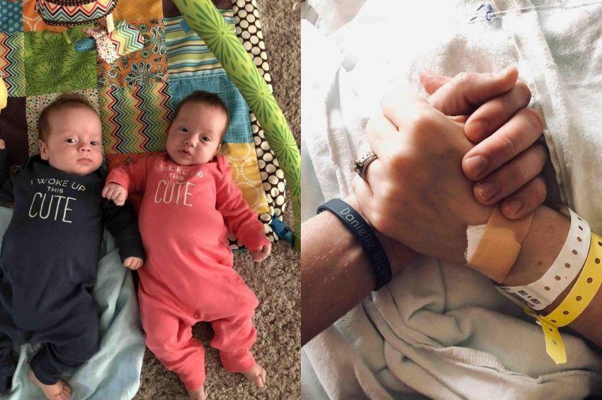 ¡Heroico! Se negó a tratarse el cáncer para salvar a sus bebés y murió tras dar a luz