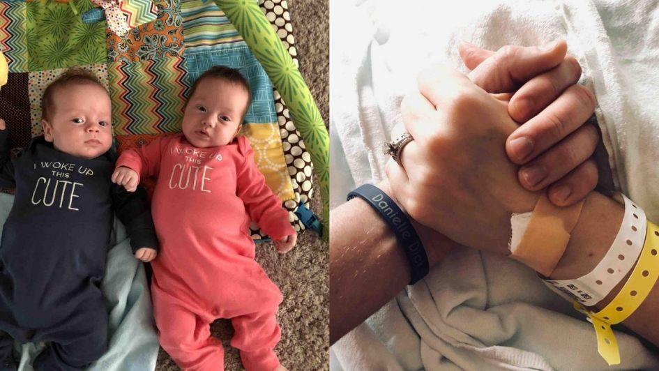 Salvó a sus bebés al rechazar tratamiento por cáncer y falleció
