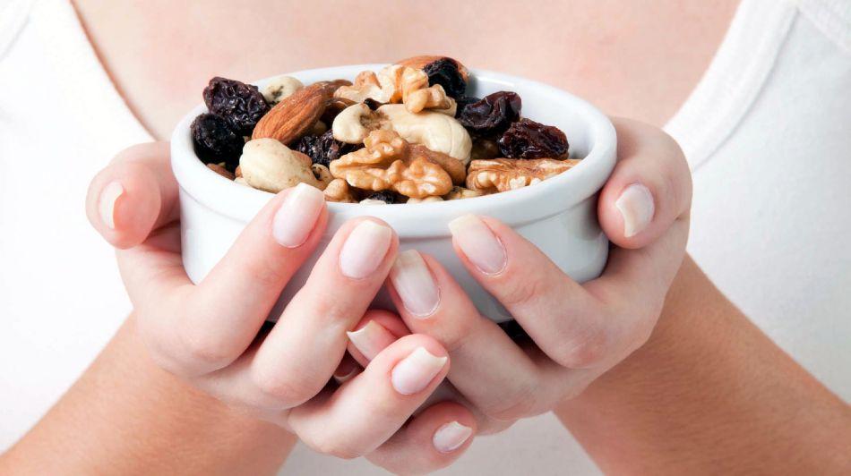 Los Frutos Secos nos ayudan a cuidar el corazón