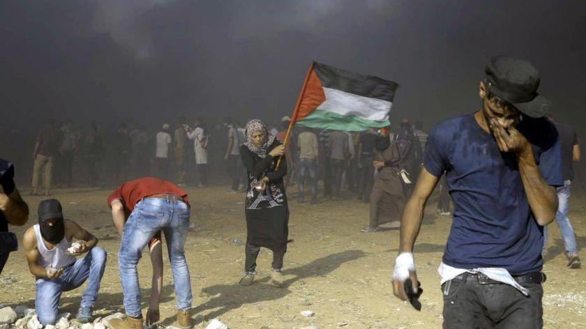 Condena mundial a la dura represión israelí en Gaza