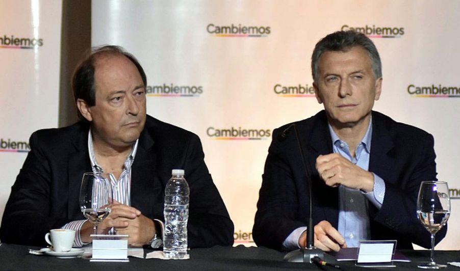 """Macri quiere un """"gran acuerdo nacional"""" tras la crisis"""