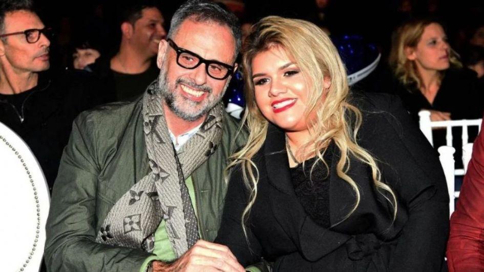 Morena Rial se arrepintió y le pidió perdón a Jorge Rial