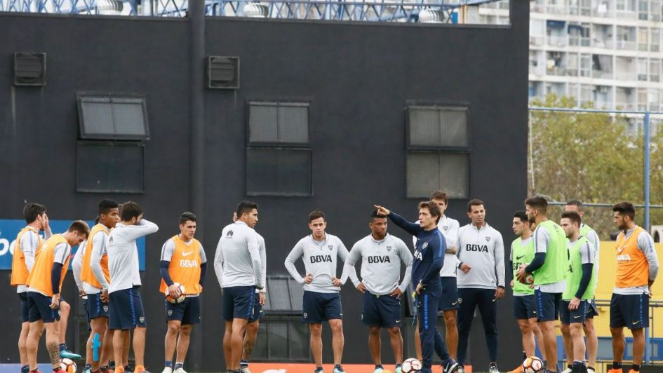 Gago está entre los concentrados para enfrentar a Alianza — Libertadores
