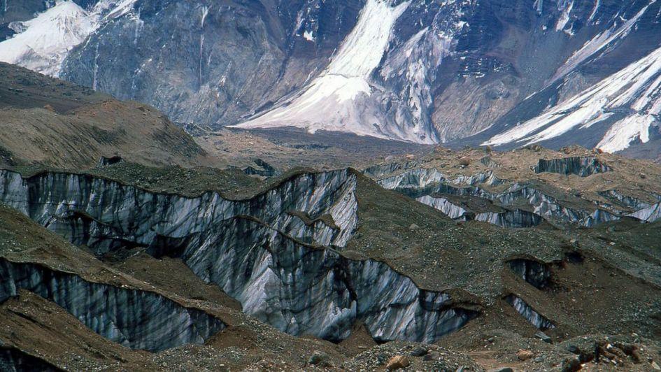 Mendoza es la segunda provincia con mayor superficie de glaciares