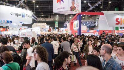 Feria Internacional del Libro de Buenos Aires 2018