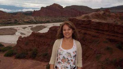 Mirta Avancini (53), la kinesiologa asesinada