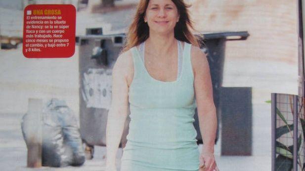 De XL a S: el cambio radical de cinco famosas argentinas