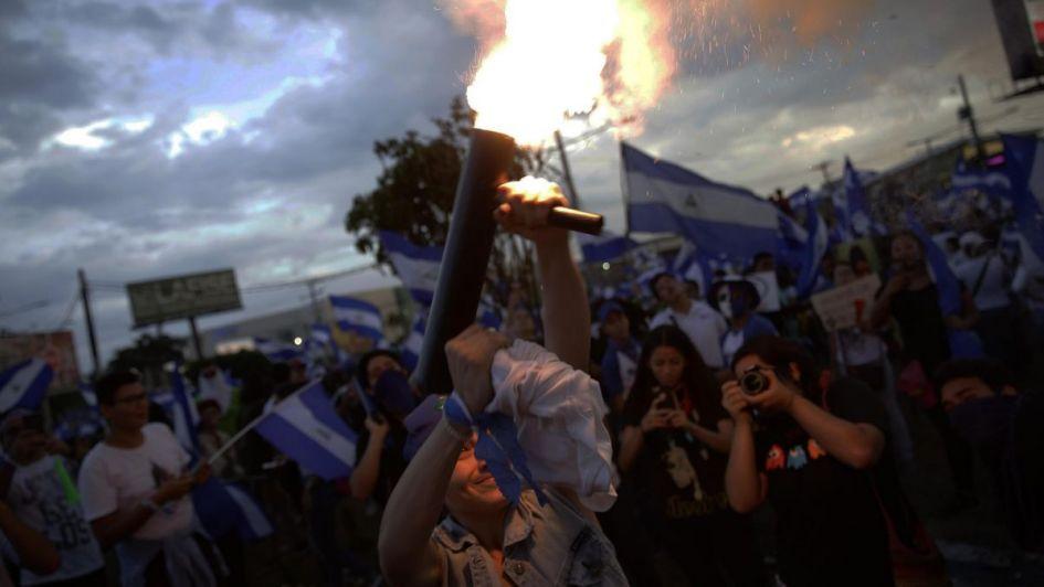 El Gobierno reporta dos muertos enNicaragua antes de inicio de diálogo