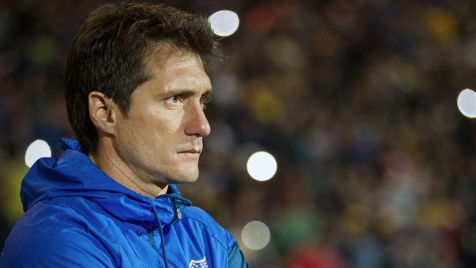 Boca goleó, Palmeiras lo ayudó y así sigue en la Copa Libertadores