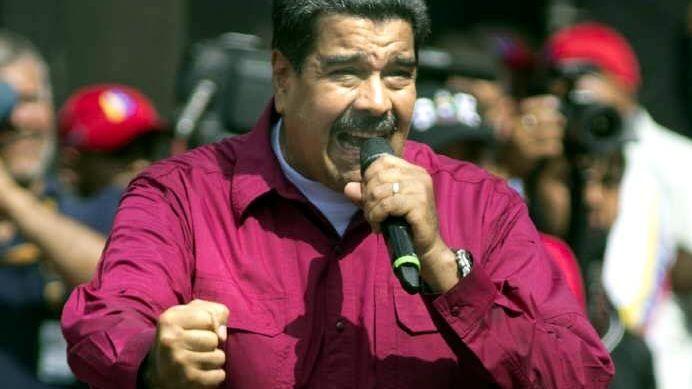 Maduro: la barbarie contra la democracia