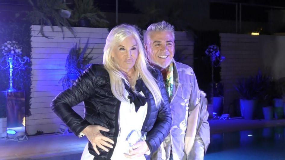 Murió Didoménico, el diseñador de modas de Mirtha y Susana
