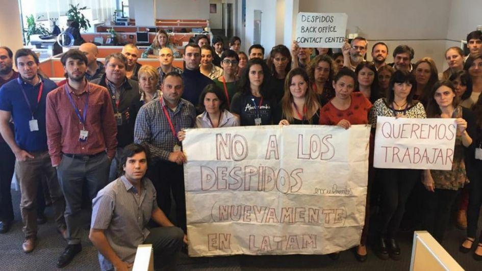 Cancelan vuelos por protestas de gremios aeronáuticos