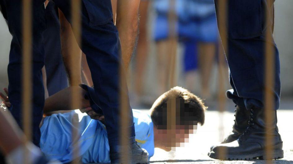 Cayó en Maipú un peligroso delincuente acusado de balear a un penitenciario
