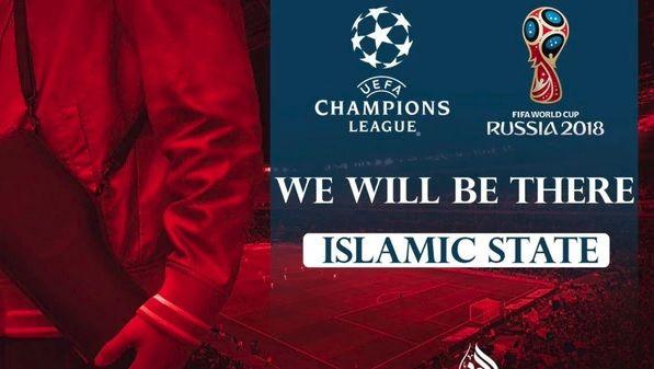 ISIS volvió a decapitar a Messi y Cristiano Ronaldo